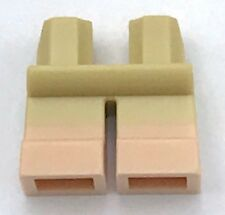 Lego Hips and Tan Legs with Pocket with Pen and Paper Pattern #L28
