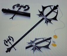 Kingdom Hearts pumpkin Head Metal Key Blade Jack Skellington Anime Cosplay