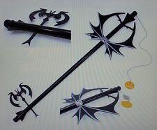 Kingdom Hearts pumpkin Head Metal Key Blade Jack Skellington Anime Cosplay