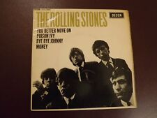 The Rolling Stones EP.......DFE 8560.......45rpm....60s Beat..