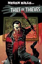 Thief of Thieves #33 Skybound Comic-Con Negan Kills... Cover Comic Book
