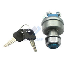 E320c Ignition Switch 9g 7641 9g7641 For Caterpillar Excavator With 4 Lines 2 Keys