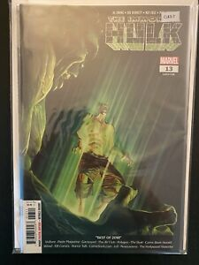 The Immortal Hulk 13 High Grade Marvel Comic Book CL83-7