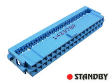 1pc 609-3630 T&B, Plug IDC female 36 PIN, IDC for ribbon cable 1.27mm