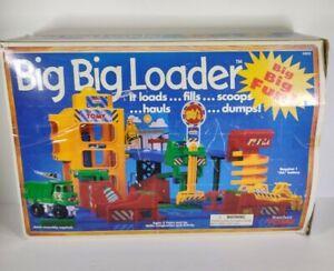 Vintage Tomy BIG BIG LOADER Construction Set Track 5003