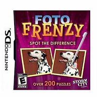 Foto Frenzy - Nintendo DS