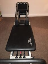 Aero Pilates Reformer With 3 Cords And Cardio Rebounder And 3 DVD's