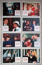 TORTURE GARDEN ORIGINAL 1967 SET OF 8 LC's 11X14 JACK PALANCE PETER CUSHING EX