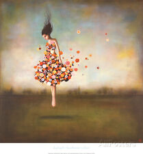 Boundlessness in Bloom Art Print By Duy Huynh - 26x28