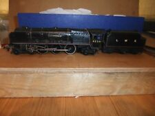 Hornby Dublo 4-6-2 Loco LMS Black City of Chester 6239 repaint, presentation box