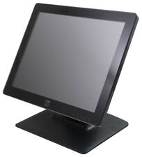 "Et1523L-8Uwa-1-Bl-Mt-Zb-G Elo E394454 15"" Touchscreen Display with Stand"