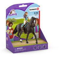 Schleich Horse Club Lisa & Storm Toy Figure