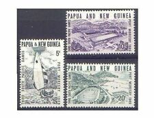 Papua New Guinea 1969 SOUTH PACIFIC GAMES Set (3) Unhinged Mint SG 156-8