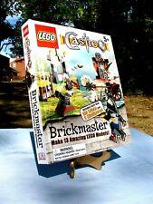 Lego Castle Brickmaster Book Set ~~~ NEW / SEALED / RETIRED