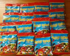 jelly belly, belly flops,18 brand new bags,4.7 oz,candy,march 2022