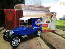 MATCHBOX YESTERYEAR Y5 TALBOT camionnette 1927 EVER READY neuf en boite