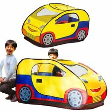 Children Kids Foldable Car Shape Toy Playing Play Tent