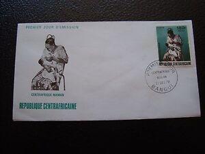 Repubblica Centrafricana - Busta 1er Giorno 27/12/1972 (