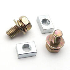 Scooter ATV DIRT BIKE Battery Terminal Nut and Bolt Kit /M5x10mm 1 Set Universal