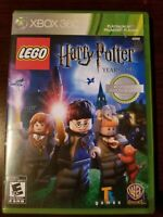 LEGO Harry Potter Years 1-4 Xbox 360 (Microsoft Xbox 360, 2010) Tested Working