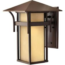 Hinkley Lighting 2570AR Harbor Outdoor Wall Light Anchor Bronze