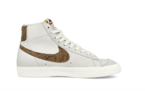Nike Blazer Mid 77 VNTG We Reptile CI1176 002 Scarpe Uomo Sneakers Prezzo Affare