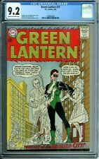 GREEN LANTERN 27 CGC 9.2 RARE HTF HIGH GRADE DC Silver Age 1964 NEW CGC CASE