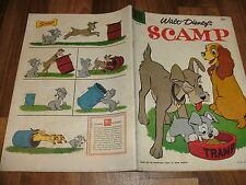 Walt Disney`s:  SCAMP   # 703  Dell 1956