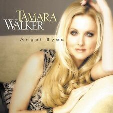 Tamara Walker - Angel Eyes [New CD]  As heard in the film Coyote Ugly