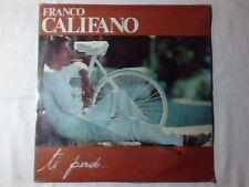 FRANCO CALIFANO Ti perdo... lp BOTTEGA DELL'ARTE ELTON JOHN COME NUOVO LIKE NEW!