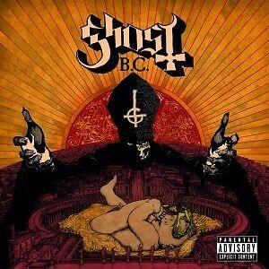 GHOST B.C. - INFESTISSUMAM  CD  10 TRACKS  HARD & HEAVY / METAL  NEUF