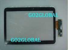 Replacement touch screen digitizer for HTC Jetstream AT&T part Black New