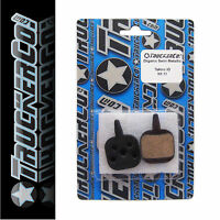 1pr TruckerCo S Disc Brake Pads Tektro IO mechanical