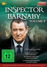 4 DVDs * INSPECTOR BARNABY - VOLUME  8  # NEU OVP &