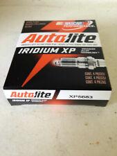 FOUR(4) Autolite Iridium XP5683 Spark Plug BOX/SET