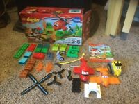Lego Duplo 10538  Fire & Rescue Team. Complete.  In Box.  W/Manual.