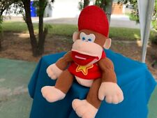 Vintage Best Buy Promo BD&A N64 Nintendo 64 Diddy Kong Plush Stuffed Animal Toy