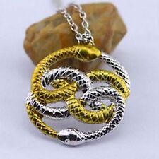 HALSKETTE AURYN Anhänger Unendliche Schlangen-Amulett Unendlichkeit Geschichte