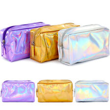 Women Beauty Cosmetic Bag Travel Make Up Pouch Zipper Toiletry Bags Pencil Case