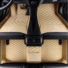 Fit For Mitsubishi ASX/RVR Lancer Outlander Gaalant Car Floor Mats 2006-2021
