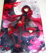 Rwby Anime Manga Bettdeckenbezug Bettbezug Bettwäsche 150X220 Polyester Neu