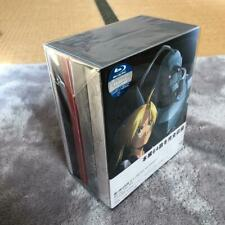 Fullmetal Alchemist Blu-ray Box Limited Edition Includes 64 episodes 4 OVA Anime
