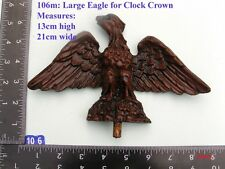 "106M ""Large Eagle"" clock case / furniture DIY"