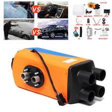 5000W 4 Holes 12V Air Diesel Fuel Heater For Car Truck Motor-Home Boat Bus Van