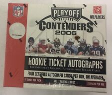2006 Playoff Contenders Factory Sealed Football Hobby Box