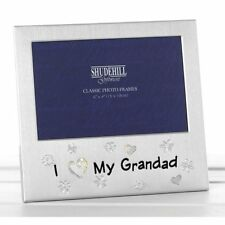 "4"" x 6"" I Love My Grandad Photo Frame Gift Occasion Present 72764"