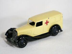 Dinky Toys Gb n° 30F Bentley ambulance
