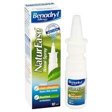 BENADRYL Allergy Naturease Nasal Spray 10ml X4