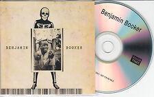 BENJAMIN BOOKER Benjamin Booker 2014 UK 12-trk promo test CD Rough Trade