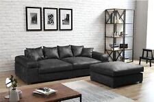 Big Sofa Kunstleder Gunstig Kaufen Ebay